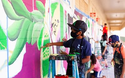 Mele Murals Summer Program 2020