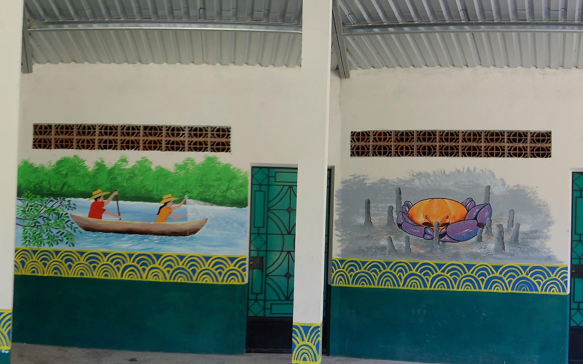 Water Writes Usulután, El Salvador