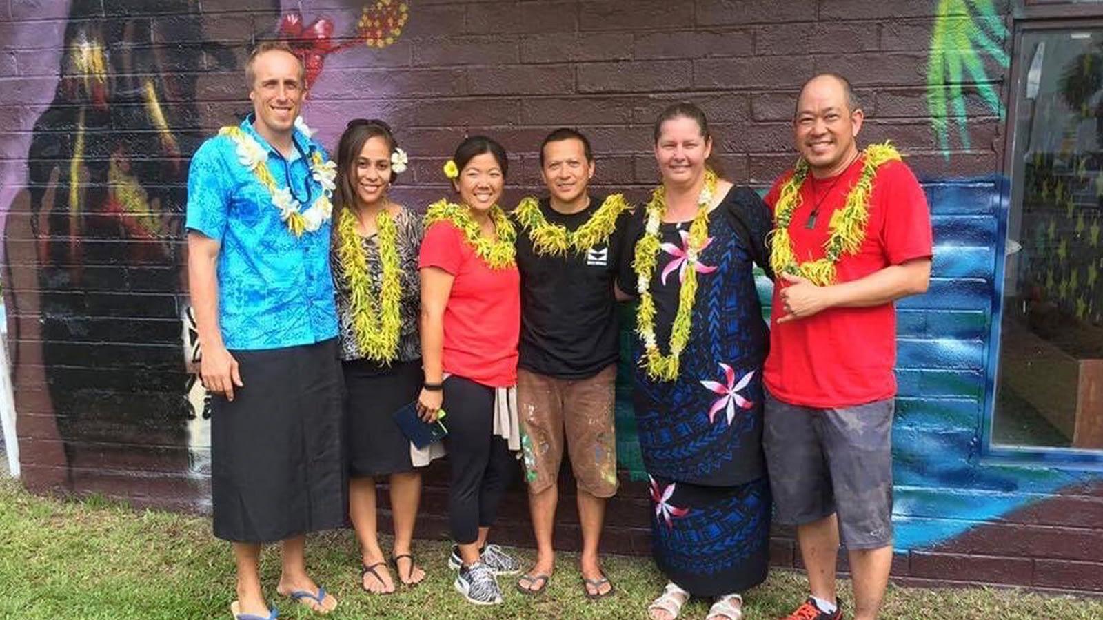 Apia Samoa 2017