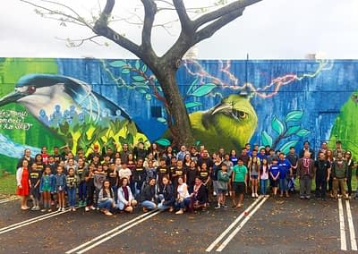 Castle High School and Kaneohe Elementary