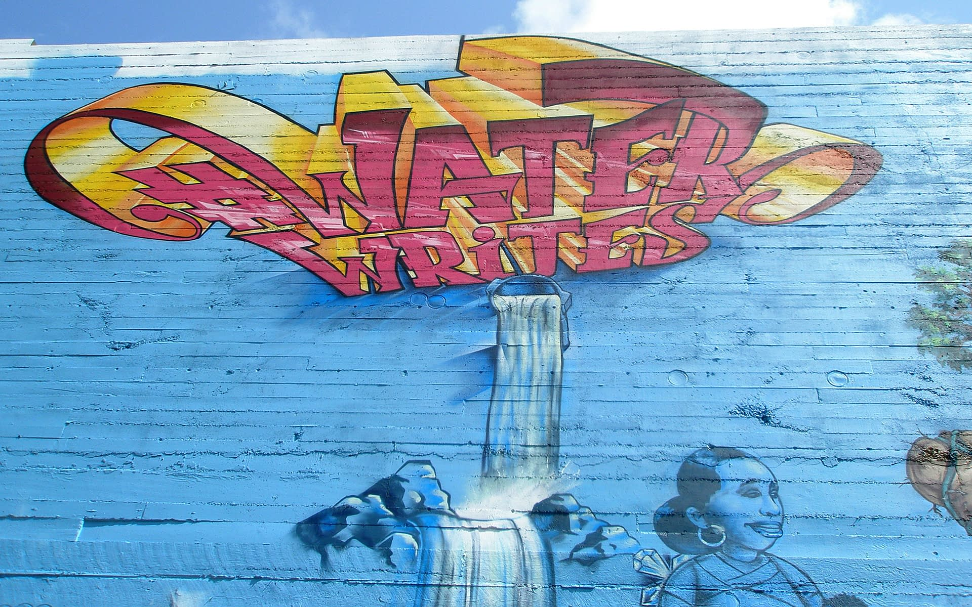 Water Writes Oakland California